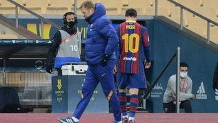 CR7 e Messi, la domenica da dimenticare. Tra gol mancati ed espulsioni