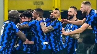 Inter, la serata perfetta: al Meazza il passaggio di consegne scudetto