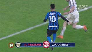 Inter: le pagelle nerazzurre