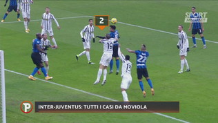 Inter-Juventus, la moviola