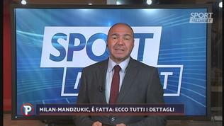 """Milan: Ecco l'operazione Mandzukic"""""""