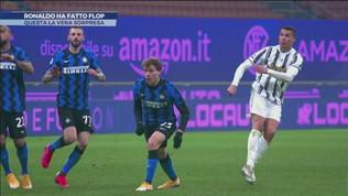 Juve, sorpresa Ronaldo: ha fatto flop