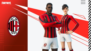 La Serie A sbarca su Fortnite con Milan, Inter, Juve e Roma