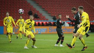 Il Bayer risorge ai danni del Dortmund: vittoria e secondo posto