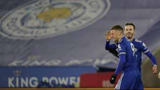 Premier League: il Leicester stende il Chelsea ed è ora capolista