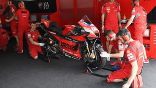"""Ducati rilancia la sfida: in MotoGP fino al 2026. Dall'Igna: """"Obiettivo titolo"""""""