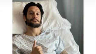 "Inzaghi perde Luiz Felipe, out tre mesi. Luis Alberto: ""Torno presto"""