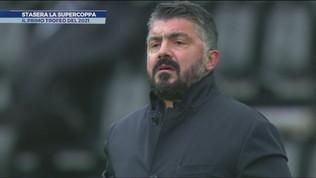 Juve-Napoli, il primo trofeo del 2021