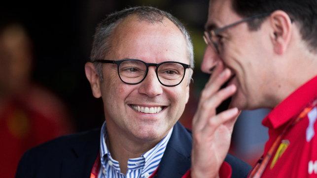 """Domenicali spinge la Rossa: """"Mi aspetto una Ferrari che possa lottare"""""""