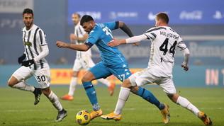 Supercoppa, le immagini di Juve-Napoli