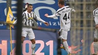 """CR7 avvisa Milan e Inter: """"Per lo scudetto ci siamo anche noi"""""""