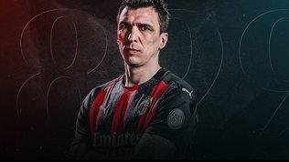 """Milan, Mandzukic è carico: """"Sono pronto, io e Ibra faremo paura a tutti"""""""