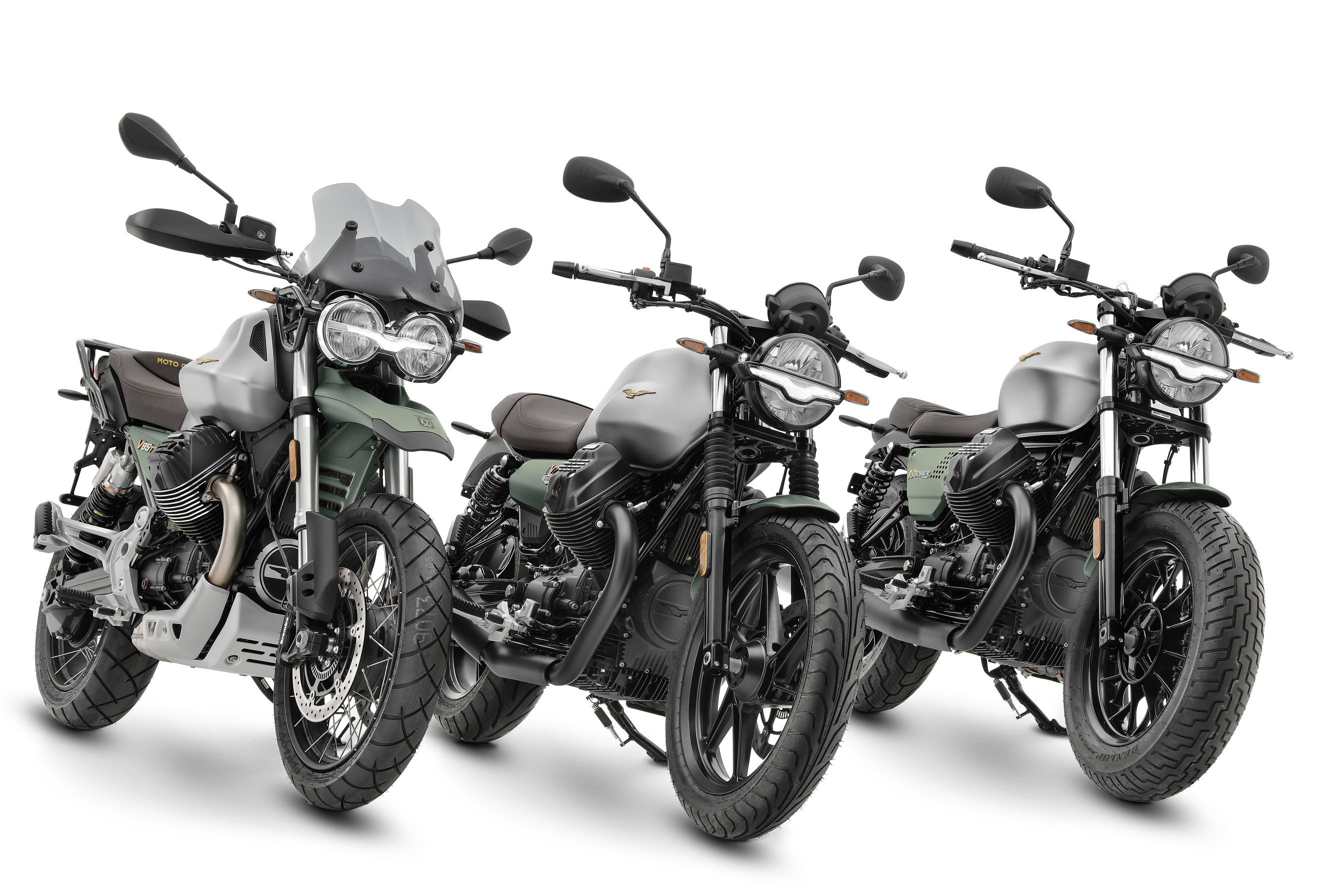 Moto Guzzi festeggia il centenario della sua fondazione con le &#39;Giornate mondiali moto Guzzi&#39;, dal 9 al 12 settembre a Mandello del Lario (Lecco), durante le quali sar&agrave;&nbsp;svelata una livrea celebrativa. Un secolo di storia, cento anni di motociclette, di vittorie, di personaggi leggendari che hanno costruito il mito del &#39;Marchio dell&#39;Aquila&#39;. Moto Guzzi festeggia questo compleanno con un 2021 di iniziative che avr&agrave;&nbsp;il suo clou nelle &#39;Giornate mondiali moto Guzzi&#39;. In questa occasione produrr&agrave;&nbsp;una serie limitata dei suoi modelli in una speciale livrea centenario, che sar&agrave;&nbsp;disponibile su V7, V9 e V85 TT solo nel corso del 2021, e richiama alle moto che corsero e vinsero nel Motomondiale degli anni &#39;50 come la mitica Otto Cilindri 500.<br /><br />