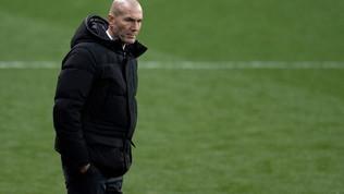 Zidane, altro duro colpo: positivo al Covid-19, niente Alaves