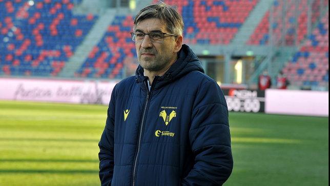 """Juric sbotta: """"Zaccagni-Napoli? Ci vuole rispetto. Per Sturaro tutto ok"""""""