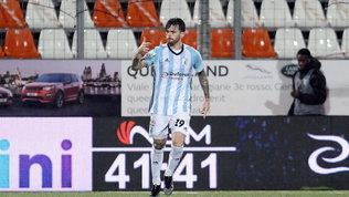Serie B: Koutsoupias firma la rimonta dell'Entella, Pisa ko 2-1
