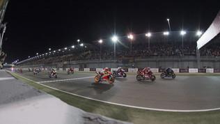 """MotoGP2021: """"doppio"""" Qatar per il debutto, America rinviata all'autunno"""