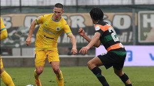 Serie B: la Salernitana vince ed è seconda, il Cittadella crolla a Venezia