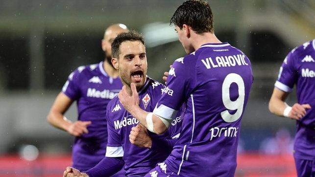 La Fiorentina rialza la testa con Bonaventura e Vlahovic
