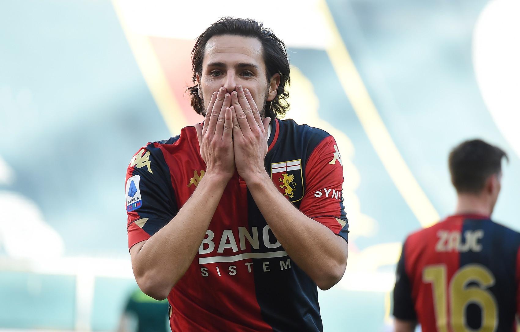 Genoa-Cagliari 1-0, le migliori foto del match di Marassi.<br /><br />