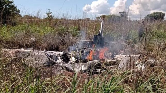 Brasile, precipita l'aereo del Palmas: morti 4 giocatori e il presidente