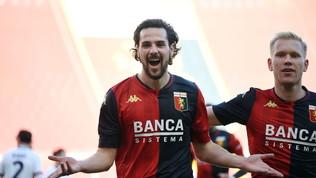 Destro stende il Cagliari: il Genoa respira con la cura Ballardini