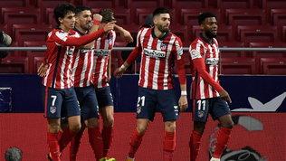 Settima meraviglia Atletico, Simeone in fuga | Barça terzo con de Jong e Puig