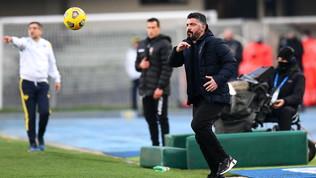 Napoli, furia AdL: adesso rischia anche Gattuso. E dal passato riemerge Benitez...