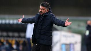 Gattuso, tre partite per salvare la panchina;: AdL ha già contattato Benitez