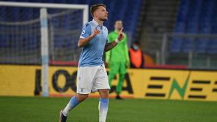 """Immobile: """"Per sempre alla Lazio: voglio chiudere qui la mia carriera"""""""