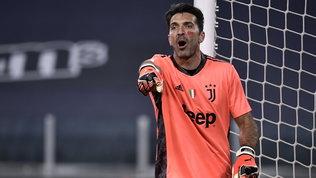 Buffon deferito dalla Figc per la bestemmia contro il Parma
