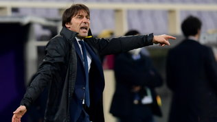 """Conte: """"Se Lukaku si arrabbia mi fa solo piacere"""""""