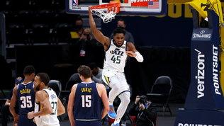 I Jazz continuano a volare,Atlanta chiude la serie positiva dei Clippers