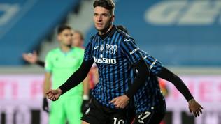 Atalanta-Lazio, le immagini del match