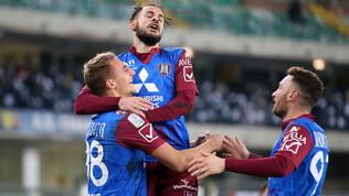Il Chievo si rimette in corsa, occasione sprecata per il Cittadella