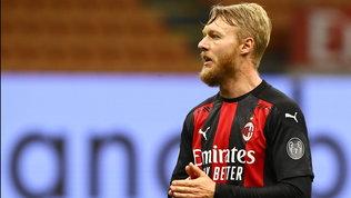 """Scudetto, Kjaer snobba l'Inter: """"Milan, dobbiamo crederci"""""""