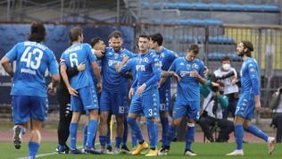 L'Empoli torna a vincere, tris al Frosinone e allungo in vetta