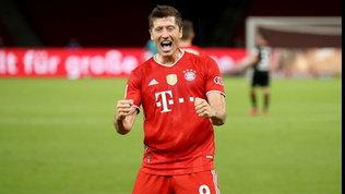 Bundesliga: vendetta Bayern, 4-1 all'Hoffenheim. Il Lipsia stende il Leverkusen e resta a -7