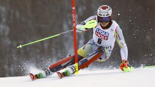 A Kristoffersen lo slalom-bis di Chamonix,Razzoli e Moelgg nella top 10