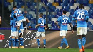 Napoli col minimo sforzo: Elmas e Politano fanno ripartire Gattuso