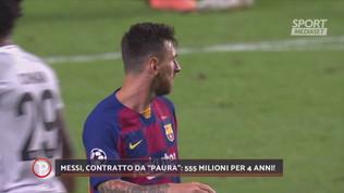 """""""Messi sta studiando il francese, Allegri al Real"""""""