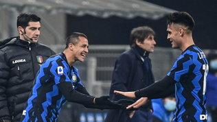 Conte vuole ripetersi: Sanchez-Lautaro per far piangere ancora la Juve