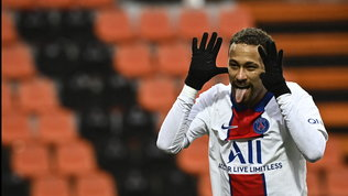 """Neymar spegne le voci: """"Voglio restare al Psg, spero con Mbappè"""""""