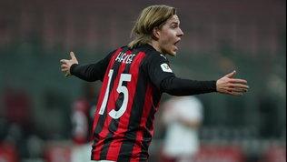 """Hauge: """"Felice di aver scelto Milan, è una grande opportunità"""""""
