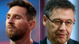 """Messi, parla Bartomeu: """"Leo merita quello che guadagna. Non ho diffuso io le cifre"""""""