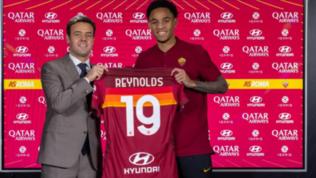 Roma, ufficiale Reynolds: Fonseca ha il secondo rinforzo