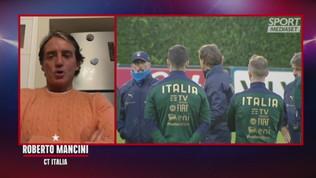 """Mancini: """"I giovani il futuro alla Nazionale"""""""