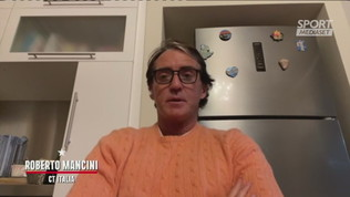 "Mancini: ""Ibra e Lukaku? Cose da campo"""
