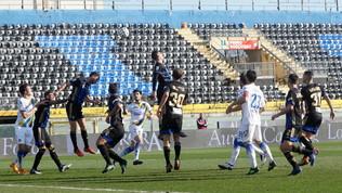 Il recupero tra Pisa e Frosinone finisce senza gol