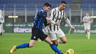 Ronaldo ribalta l'Inter in semifinale: primo round alla Juventus